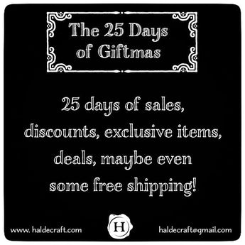25 Days of Giftmas