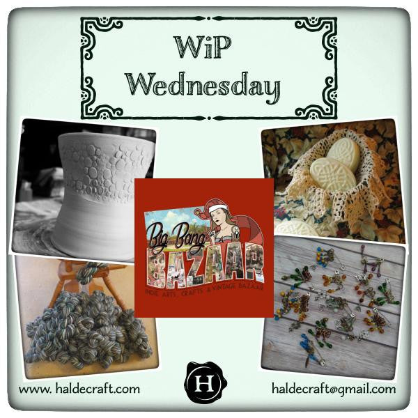 Works-in-Progress Wednesday (12/14/16)