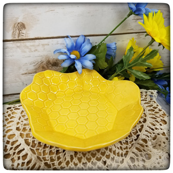 Honeycomb Dish (medium octagonal)