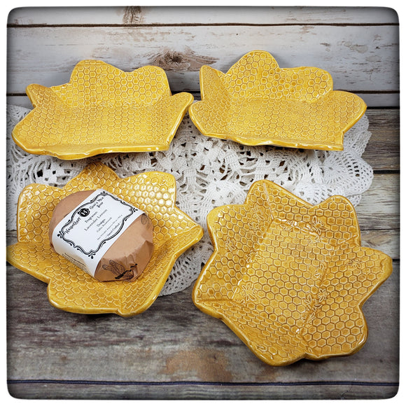Honeycomb Soap Dish