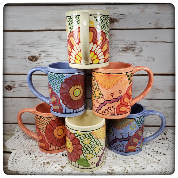 Colorful mug (large)