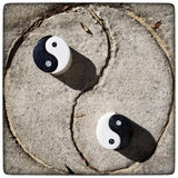 Salt & Pepper shaker set (Yin & Yang)