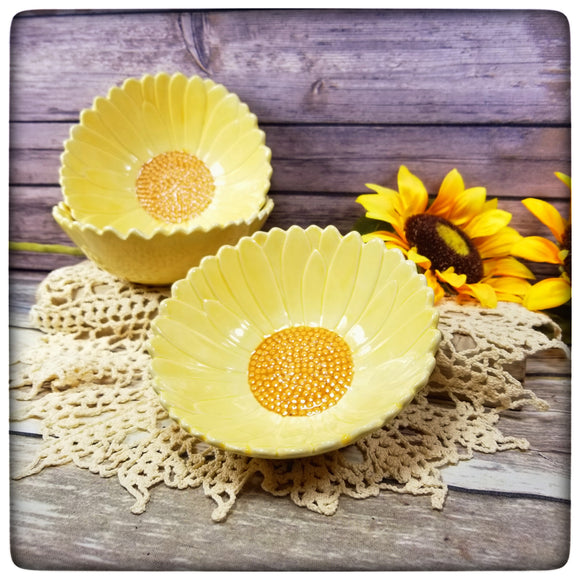 Sunflower bowl (small)