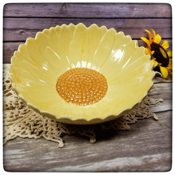 Sunflower bowl (large)