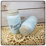 Salt & Pepper shakers (Mason Jars)