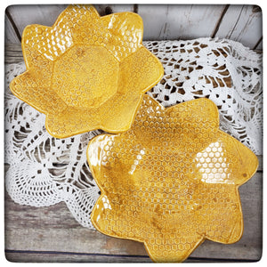 Honeycomb Nesting Dish set (medium octagonal)