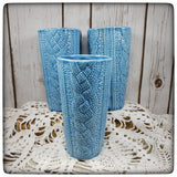 Cabled Sweater tumbler
