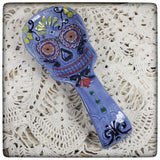 Calavera spoon rest