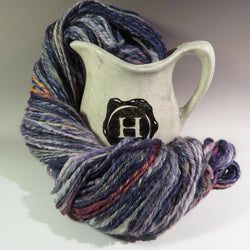 Handspun yarn - Blue-Faced Leicester Wool