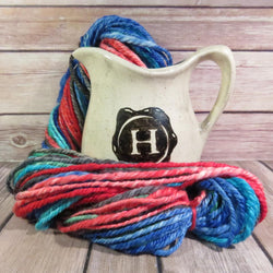 Handspun yarn - Corriedale Wool
