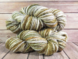 Handspun yarn - Polwarth Wool