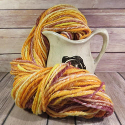 Handspun yarn - South African Fine Wool