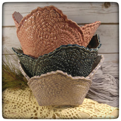 Crocheted Doily Bowl (Marie style)