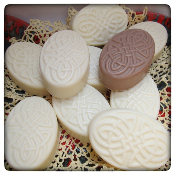 Herbal soap set