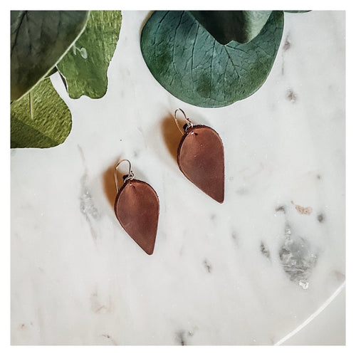 Earring of the Month - Don't Leaf Me Hangin'