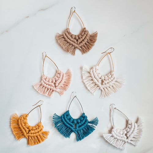 MACRAME ALL DAY - Dropsies