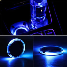 Load image into Gallery viewer, Lights Up Car Cup Holder (2PCS)