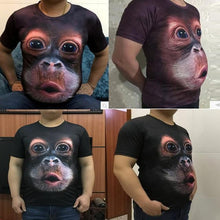 Load image into Gallery viewer, Funny Monkey T-Shirt