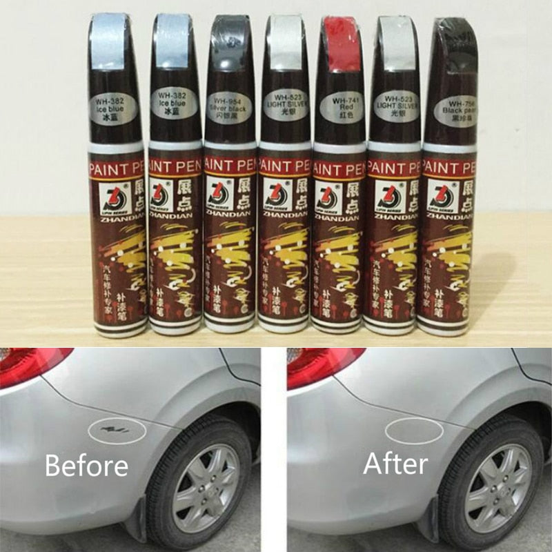 Car Care Paint Professional Car Auto Coat Scratch Clear Repair Paint Pen Touch Up