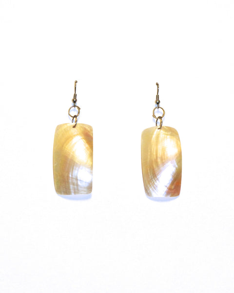 Pearl Seashell Wise Earrings