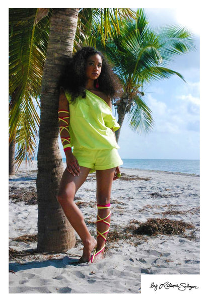 ENDLESS SUMMER | tropic lime