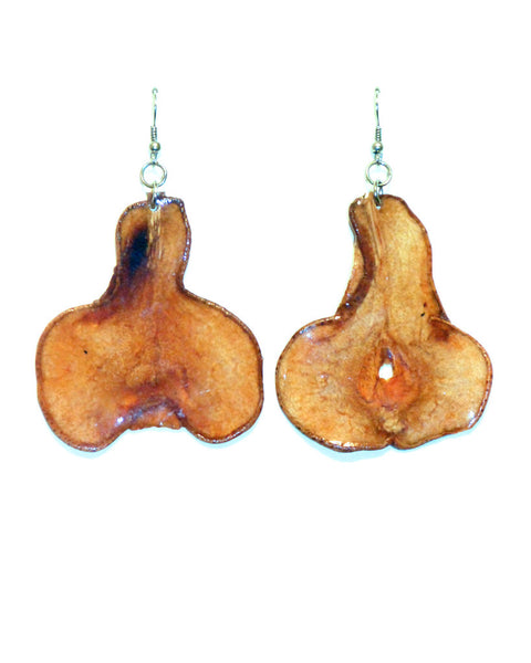 Pear of Earrings