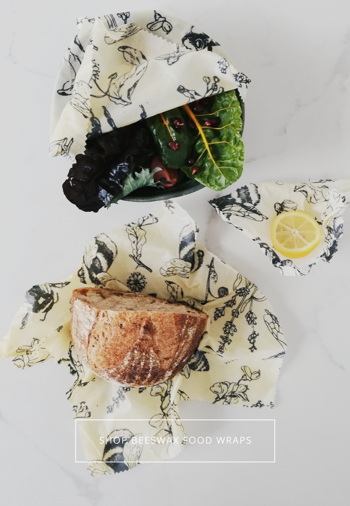 Beeswax food wraps ireland