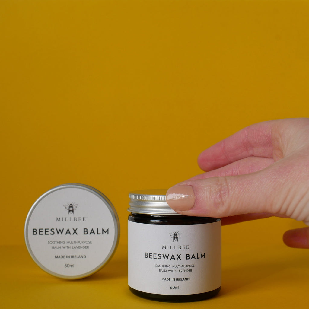 irish skincare beeswax balm