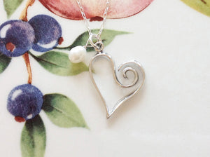 Gioielli Heart Necklace