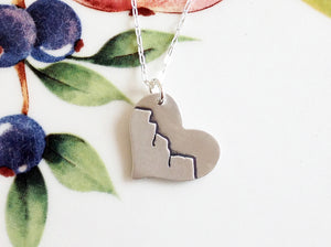 Mountain Love Necklace - Specialty Beads