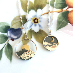 Mountain Glow Necklace