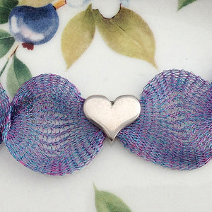 Heart Slider - Specialty Beads