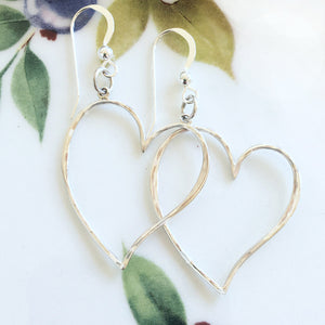 Sterling Silver Bria Earrings