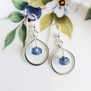 Sterling Silver Lucia Earrings - Specialty Beads