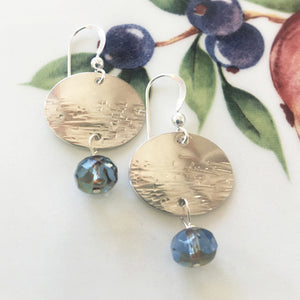 Sterling Silver Sophia Earrings - Specialty Beads