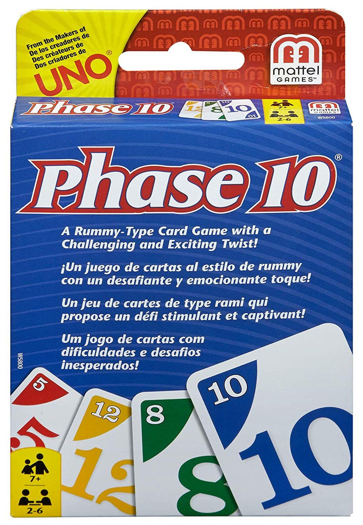 Phase 10 Game