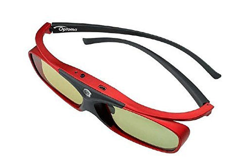 Optoma ZD302 DLP Link Active Shutter 3D Glasses