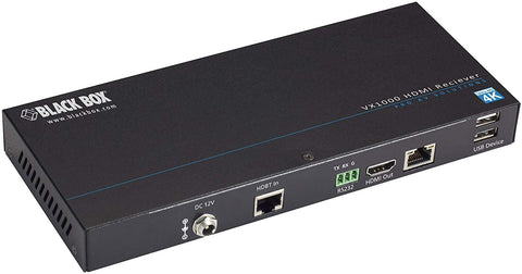 Black Box Network Services VX-1001-RX VX1000 Series Extender Receiver - HDMI & USB
