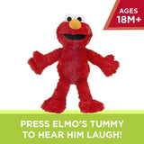 Playskool Friends Sesame Street Tickle Me Elmo