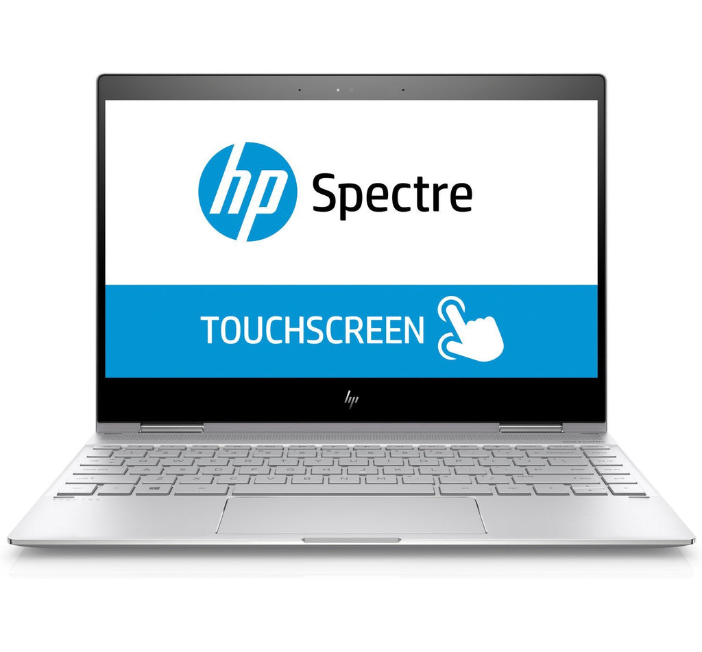 "Hewlett Packard 2SP82UA#ABL Spectre x360 13-ae030ca 2-in-1 13.3"" FHD Touch Laptop, Core i5-8550U, 512GB SSD, 16GB SDRAM, Windows 10 Home"