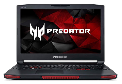 "Acer Predator 17 X Gaming Laptop, Core i7, GeForce GTX 1080, 17.3"" Full HD G-SYNC, 32GB DDR4, 512GB SSD, 1TB HDD, GX-792-703D"
