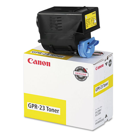 0455B003AA (GPR-23) Toner, 14000 Page-Yield, Yellow by CANON (Catalog Categor...