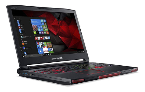 Acer Predator 17 X Gaming Laptop, Core i7, GeForce GTX 1080, 17.3