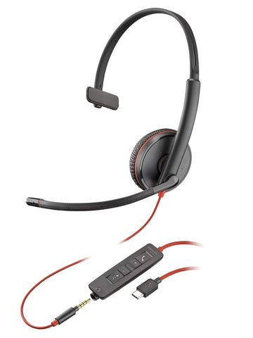 Plantronics 209750-101 Headset Headphone