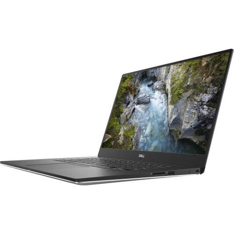 "Dell XPS 9570 15.6"" 3840 x 2160 Touchscreen LCD Laptop with Intel Core i7-8750H Hexa-core 2.2 GHz, 16GB DDR4 SDRAM, 512GB SSD"