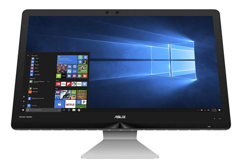 Asus System ZN270IE-QH501-CB 27 All in One Core i5-7400T 8GB 1TB+128GB Windows10 Grey Retail