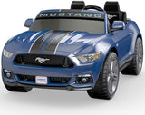 Fisher-Price Power Wheels Smart Drive Mustang