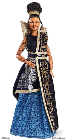 Barbie Collector A Wrinkle in Time Doll Mrs. Who Doll