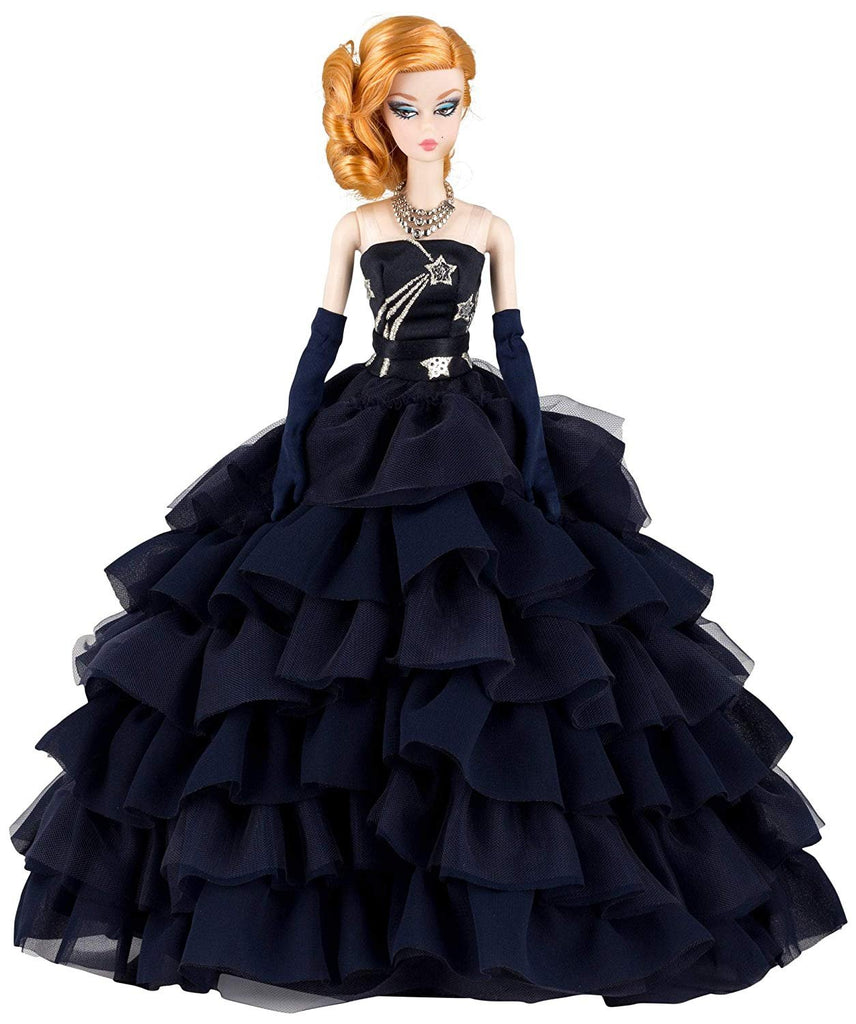 Barbie Fashion Model Collection Black Gown Doll