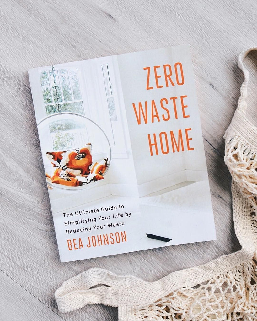 Zero Waste Home Book - Bea Johnson - ZeroWasteSociety